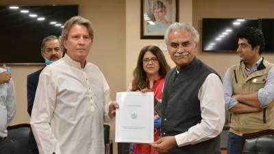 وزارت قومی صحت اورتارکین وطن کی بین الاقوامی تنظیم کےدرمیان باہمی تعاون بڑھانےکیلئےمفاہمتی یادداشت پردستخط
