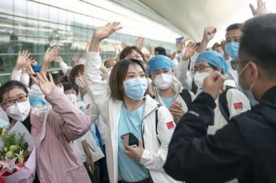 چینی صوبہ ہوبے میں مسلسل 35 ویں دن بھی کرونا وائرس کا کوئی کیس سامنے نہیں آیا