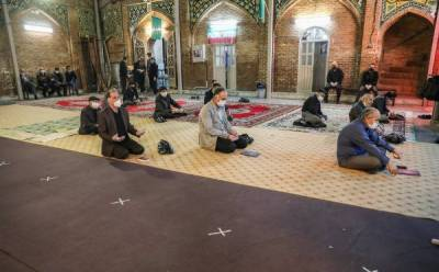 ایران کا رمضان المبارک کے آخری عشرے میں مساجد کھولنے کا اعلان