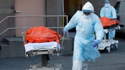 امریکہ میں کورونا سےتباہی ، ہلاکتوں کی تعداد 85ہزار سےتجاوزکرگئی