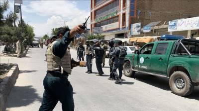 طالبان کا افغان انٹیلی جنس کے دفتر پر حملہ، 7 اہلکار ہلاک، چالیس زخمی