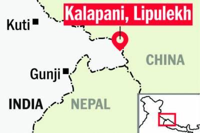 بھارت سے سرحدی کشیدگی: نیپال نے نیا نقشہ جاری کردیا