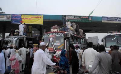 آل پاکستان ٹرانسپورٹرز ایسوسی ایشن نے گاڑیاں چلانے کا اعلان کردیا