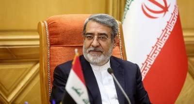 امریکا نے ایران کے وزیرداخلہ سمیت 9 شخصیات پر پابندیاں عائد کردیں
