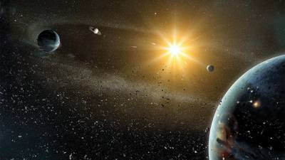 ماہرین فلکیات کا نظام شمسی سے باہر نئی دنیا تخلیق ہونے کا دعویٰ