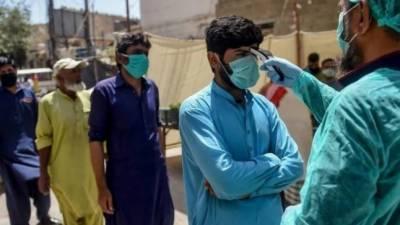 ملک میں کوروناوائرس سےمزید 39افرادجاں بحق