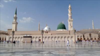 سعودی عرب کی مساجد میں نماز عید کے بغیر تکبیرات کہنے کی اجازت