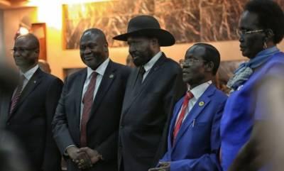 جنوبی سوڈان کے دس وزراءمیں کورونا وائرس کی تشخیص ہوگئی