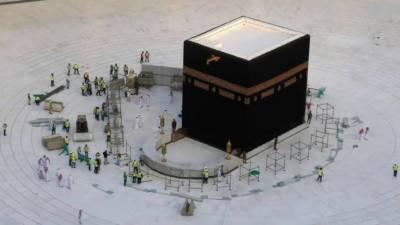حرمین شریفین میں نماز عید ادا کرنے کی منظوری