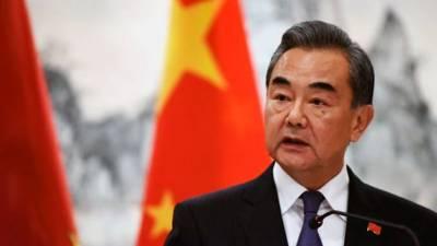 امریکہ دونوں ملکوں کے درمیان تعلقات کو نئی سرد جنگ کے دہانے پر لے جا رہا ہے.چین