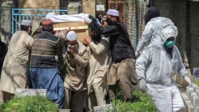 پاکستان میں کورونا سے مزید 34 جاں بحق، تعداد ایک ہزار 1167 ہو گئی
