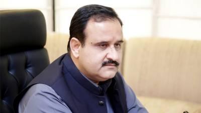 وزیراعلیٰ پنجاب کا کورونا ایس او پیز کی خلاف وزریوں پر تشویش کا اظہار