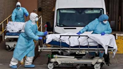 دنیا بھر میں کرونا وائرس کی وباء سے ہلاکتیں تین لاکھ سینتالیس ہزار سے تجاوز کرگئی