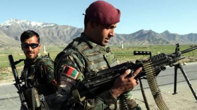 افغانستان:دو گروہوں کے درمیان جھڑپوں کے نتیجے میں6 مسلح افراد ہلاک