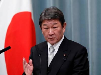 جاپان کی کرونا وائرس سے پیدا ہونے والی مشکلات پر قابو پانے کیلئے پاکستان کے ساتھ مسلسل تعاون کی پیشکش