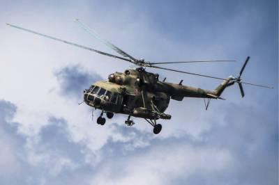 روس میں فوجی ہیلی کاپٹر گر کر تباہ ، 4 افراد ہلاک