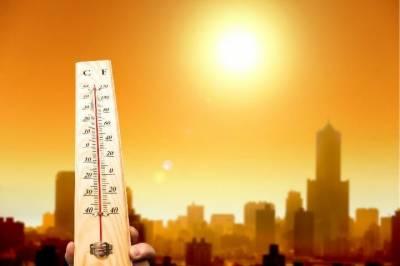 یکم جون سے سعودی عرب میں گرمی کی لہر متوقع