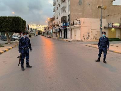 لیبیا،کورونا وائرس پر قابو پانے کےلئے کرفیو میں 10 روز تک توسیع