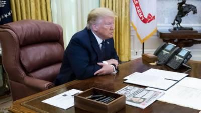 امریکی صدرکے سوشل میڈیا کمپنیوں کے خلاف ایگزیکٹو آرڈر پر دستخط