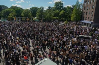 امریکا میں مظاہرے، کورونا وائرس کے پھیلاو کے خطرات بڑھ گئے