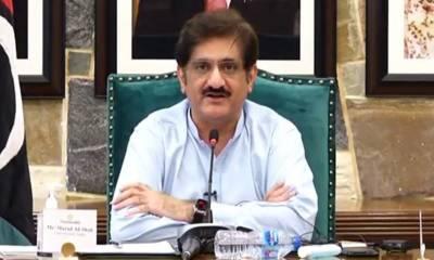 سندھ میں 24 گھنٹے کے دوران کرونا سے مزید 22 اموات,مراد علی شاہ