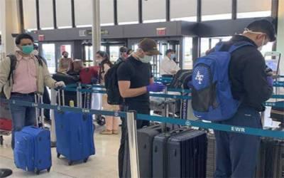 پی آئی اے کی خصوصی پرواز پاکستانیوں کو لیکر نیو جرسی سے اسلام آباد کیلئے روانہ