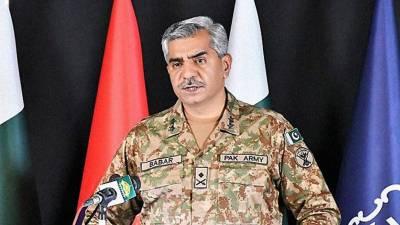بھارت سمجھ لےکسی بھی فوجی مہم جوئی کےنتائج اچھےنہیں ہونگے:ڈی جی آئی ایس پی آر