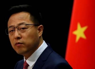 چین نے ہانگ کانگ کے معاملے پر برطانیہ کوجوابی ردعمل سے خبردار کردیا