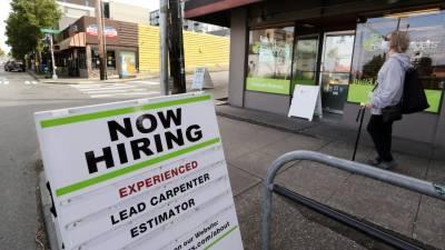 امریکی معیشت سنبھلنے لگی، مئی میں 25 لاکھ نئی ملازمتوں کا اضافہ