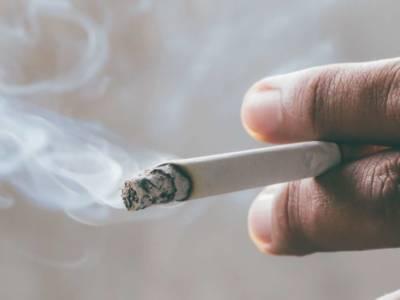 تمباکو نوشی پر موثر اقدام پر حکمت کی خاموشی