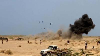 لیبیا:بارودی سرنگ کے دھماکوں میں 7 افرادہلاک