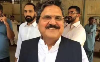 مسلم لیگ ن کےرہنما دوست محمد فیضی کورونا کے باعث انتقال کرگئے