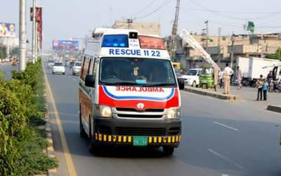 لاہور: ٹریفک حادثات میں8 افراد زندگی کی بازی ہار گئے