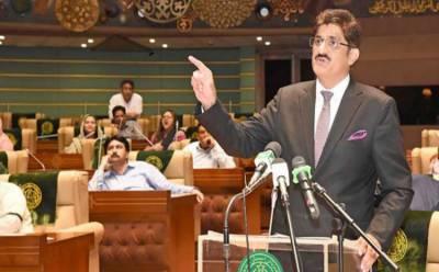 سندھ کے نئے مالی سال کا بجٹ آج پیش کیا جائے گا