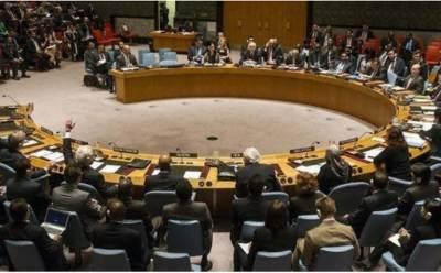 بھارت اقوام متحدہ کی سلامتی کونسل کا رکن منتخب