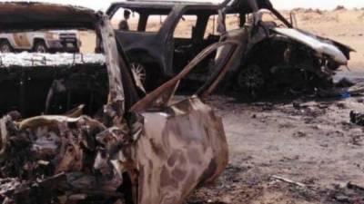 سعودی عرب میں ٹریفک کا المناک حادثہ، ایک ہی خاندان کے تمام افراد جاں بحق