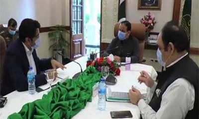 کورونا کا پھیلاؤ کم کرنے کے لئے عوام کا بھرپور تعاون ضروری ہے:وزیراعلیٰ پنجاب