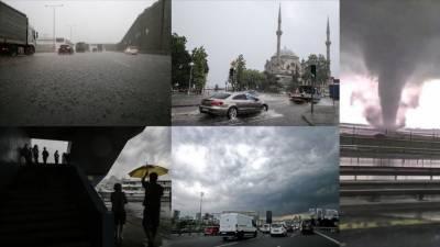 ترکی میں شدید بارشوں، سیلاب نے تباہی مچا دی