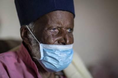 ایتھوپیامیں100سال سے زائد عمر کے شخص کی کورونا سے حیران کن بحالی