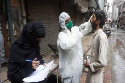 کورونا وائرس: پہلے فیز میں بند ہونے والے لاہور کے 61 علاقے کھل گئے