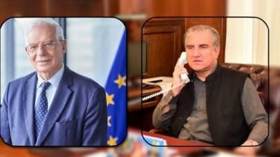 وزیرخارجہ کا یورپی یونین پر پی آئی اے پروازوں کی عارضی معطلی کے فیصلہ پرنظرثانی پرزور
