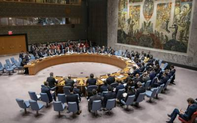 اقوام متحدہ سلامتی کونسل کی پاکستان اسٹاک ایکسچینج پر حملے کی مذمت