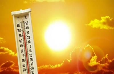 شہر قائد کا درجہ حرارت 38 سے 40 ڈگری تک جانے کا امکان:محکمہ موسمیات