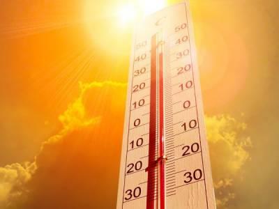 ملک کے بیشتر علاقوں میں موسم گرم رہے گا