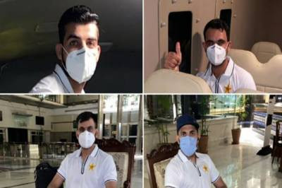 پاکستانی کرکٹرز کا دوسرا گروپ مانچسٹر روانہ ہوگیا