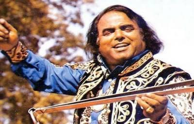 معروف لوک گلوکار عالم لوہار کی 41 ویں برسی