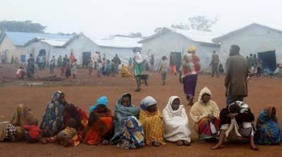 جمہوریہ کانگو میں 6 ماہ کے دوران 10 لاکھ افراد بے گھر ہوئے، یو این ایچ سی آر
