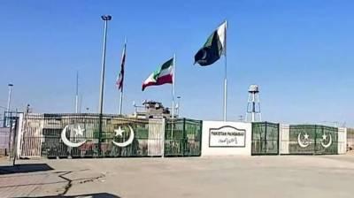 پاکستان کا ایران کے ساتھ چار سرحدی مقامات کل سے دوبارہ کھولنے کا فیصلہ