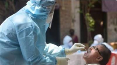 بھارت میں ایک دن میں کورونا وائرس کے سب سے زیادہ 22 ہزار سے زائد مریض سامنے آئے