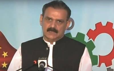 گوادر میں بین الاقوامی طرز کے ائیرپورٹ کی تعمیر تیزی سے جاری ہے:عاصم سلیم باجوہ